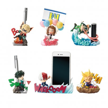 [Price 2,000/Deposit 1,000][DEC2020] Desktop Heroes, MY HERO ACADEMIA