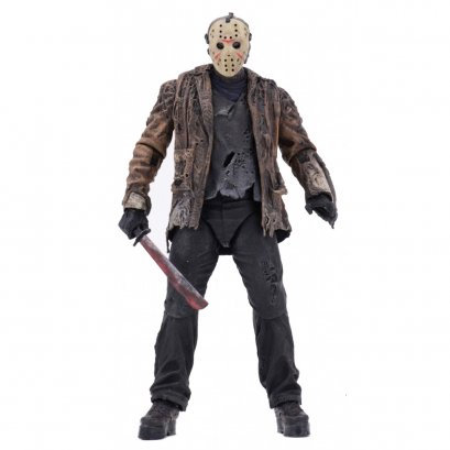 [NEW] NECA Jason Voorhees Figure, Freddy vs. Jason