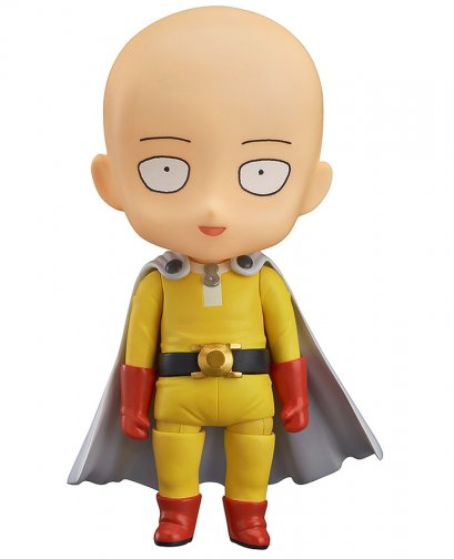 [Price 1,550/Deposit 1,000][Please Read All Detail][NOV2019] Nendoroid, Saitama, One Punch Man, โมเดล เนนโดรอยด์ วันพันช์ แมน เทพบุตรหมัดเดียวจอด, ไซตามะ