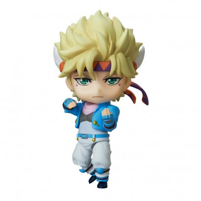 [Price 1,700/Deposit 500][JAPAN LOT][MAY2021] Nendoroid, JOJO, CAESAR ANTHONIO ZEPPELI, Normal Version, Jojo's Bizarre Adventure Part 2, Battle Tendency
