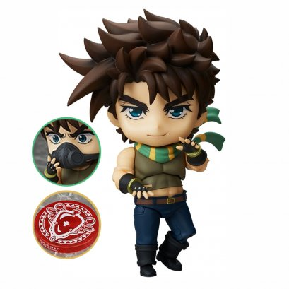[Price 2,350/Deposit 1000][JAPAN LOT][APR2021] Nendoroid, JOJO, JOSEPH JOESTAR, Exclusive, Jojo's Bizarre Adventure Part 2, Battle Tendency