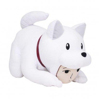 [ราคา 4,850/มัดจำ 2,000][กันยายน2563] One Punch Man, Watchdog Man Plush Doll, วันพันช์แมน, เทพบุตรหมัดเดียวจอด, ตุ๊กตาผ้า หมาเฝ้ายาม
