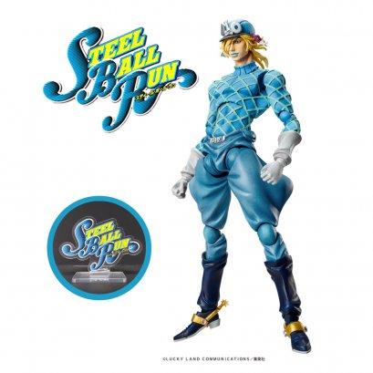 Medicos_Entertainment_Super_Action_Statue_SAS_Steel_Ball_Run_SBR_Diego_Brando_Second_Standy