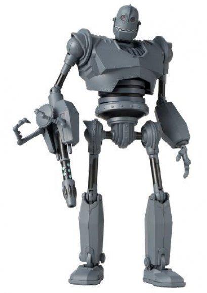 [Price 5,250/Deposit 3,500][DEC2019] RIOBOT Iron Giant Battle Mode, Sentinel, Action Figure, โมเดล แอคชั่น ฟิกเกอร์, ไออ้อนไจแอนท์ หุ่นเหล็กเพื่อนยักษ์ต่างโลก