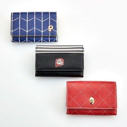 [Price 6,200/Deposit 5,000][Please Read All Detail][JAN2020] JOJO Leather Collection 2-1,Business Card Case, Diavolo, Nero, Prosciutto, กระเป๋าเก็บนามบัตร, โจโจ้ ล่าข้ามศตวรรษ ภาค 5, สายลมทองคำ, Jojo's Bizarre Adventure Part 5, Golden Wind
