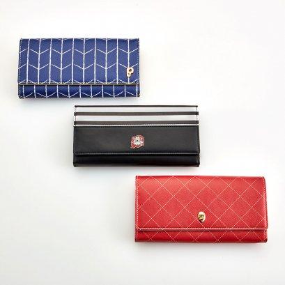 [Price 11,000/Deposit 9,000][Please Read All Detail][JAN2020] JOJO Leather Collection 2-2, Long Purses Wallet, Diavolo, Nero, Prosciutto, กระเป๋าสตางค์ยาว, โจโจ้ ล่าข้ามศตวรรษ ภาค 5, Jojo's Bizarre Adventure Part 5, Golden Wind