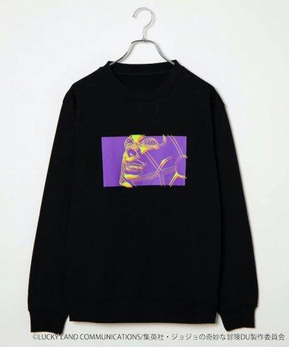 [Price 1,950 / Deposit 1,000][Please Read All Detail] JOJO, WEGO, Long Sleeve T-Shirt, Highway Star, Jojo's Bizarre Adventure Part 4, Diamond is unbreakable