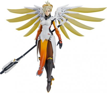 [Dec2019][1st Payment] figma Overwatch, Mercy, Max Factory, Action Figure
