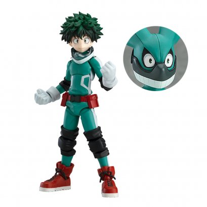 [JAPAN LOT][Price 2,600/Deposit 1,300][Please Read All Detail][DEC2019] Figma, Izuku Midoriya, Exclusive Version, My Hero Academia