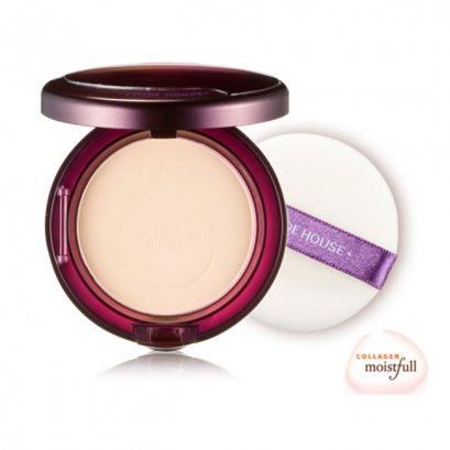 Pre order Etude House Moistfull Collagen Essence in Pact SPF25 / PA++