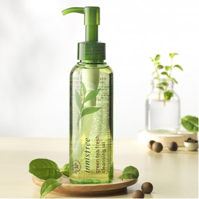 Innisfree Green tea fresh cleansing oil 150ml
