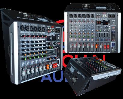 powermixer PROPLUS รุ่น CR600A