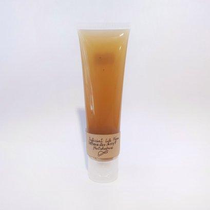 สินค้าไร่ชีวิตพอเพียงเพชรบุรี สบู่ก้อนธรรมชาติ น้ำส้มควันไม้หอม(copy)
