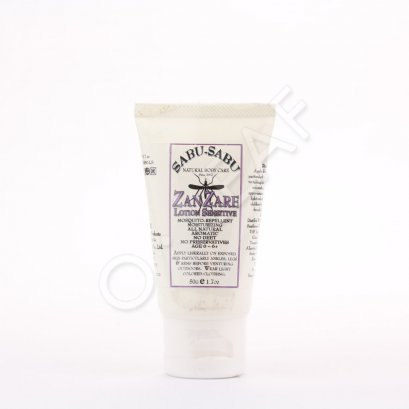 SABU-SABU Zanzare Lotion Sensitive Skin 60 ML