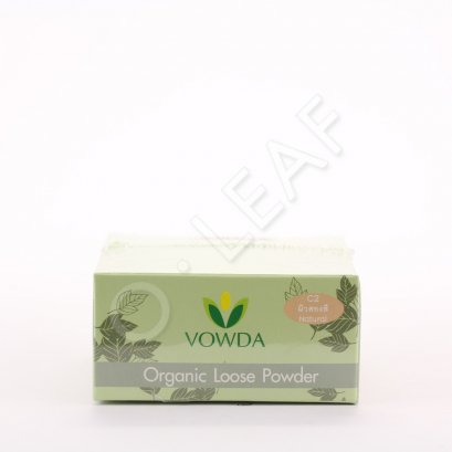 Vowda loose powder C2