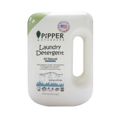 ทำความสะอาด ธรรมชาติ PIPPER น้ำยาซักผ้า กลิ่นยูคาลิปตัส  900ML.
