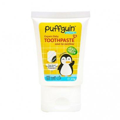 พัฟกวิน ยาสีฟันเด็กออร์แกนิค ธรรมชาติ 25g