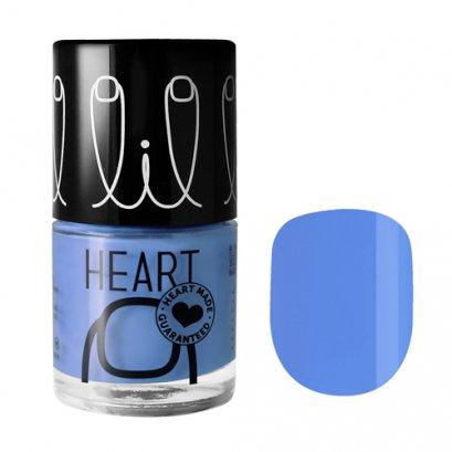 Little Heart Nail Colors ยาทาเล็บ # 18 สีฟ้า Malibu sky 8 ML