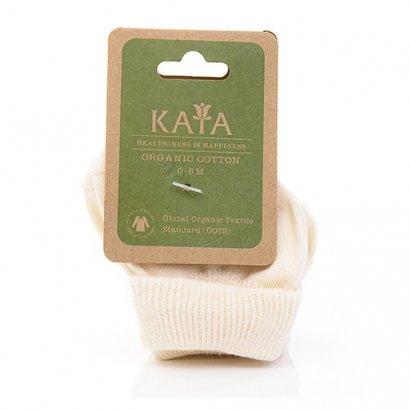 KAYA Certified Organic Baby Socks (0-6 months)
