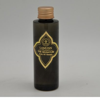 LAMUNN body oil Citrus น้ำมันนวดตัวกลิ่นซิกเนเจอร์ 120ml