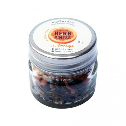 Herbpiness ผลิตภัณฑ์ INHAILER **ORANGE**