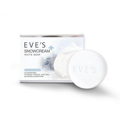 SNOWCREAM WHITE SOAP