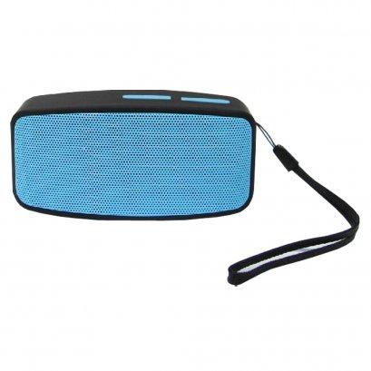 Bluetooth Speaker-ลำโพงบลูทูธไร้สาย สีฟ้า