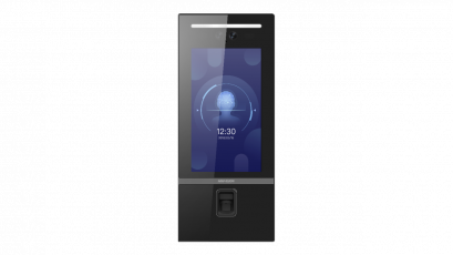 DS-KD9613-FE6 : Video Intercom Face Recognition Door Station