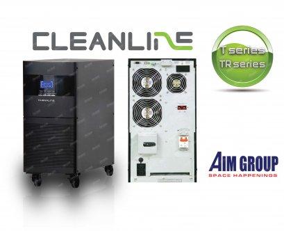UPS CLEANLINE T-6000  6KVA/4.2KW True Online