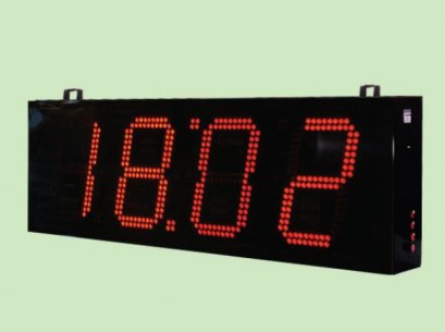 LED DIGITAL CLOCK Model : CK-1204A-PVC