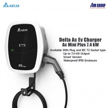 DELTA EV Charger : AC Mini Plus 7.4 kW