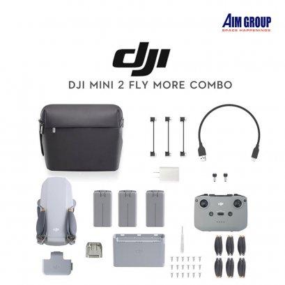 DRONE DJI MINI 2 FLY MORE COMBO ราคาพิเศษ
