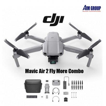 DRONE DJI MAVIC AIR 2 FLY MORE COMBO ราคาพิเศษ