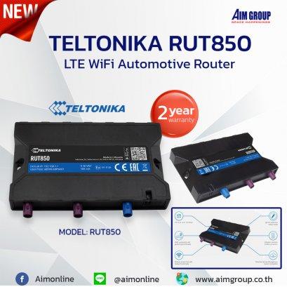TELTONIKA RUT850 LTE WiFi Automotive Router