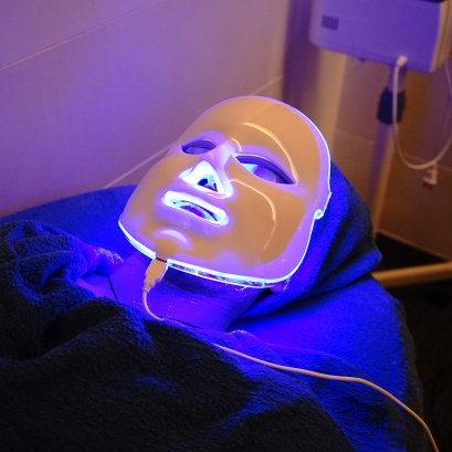 LED Magic mask