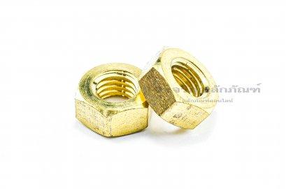 หัวน็อตทองเหลือง M12