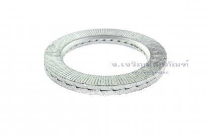 แหวนล็อคคู่กันคลาย WEDGE LOCK WASHER M42