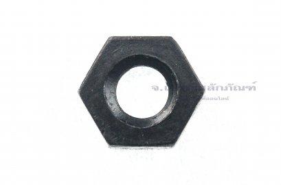 หัวน็อตดำ Hex Nut M3x0.5 (หัวน็อตเบอร์ 6)