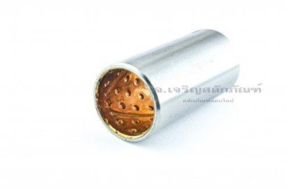 บูชเหล็ก-บูชเพลา รูใน 32 mm (32x38x78) (บูชรับแรงหนัก-ไม่ผ่า)
