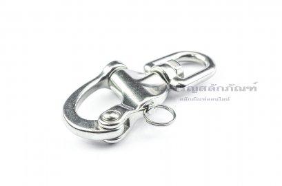 ห่วงล็อคสแตนเลสแบบปลดเร็ว (Fast-Unlocking Stainless Steel Hook) #4