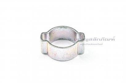 เข็มขัดรัดท่อแบบใช้คีมย้ำ 8-11 mm