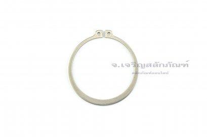 แหวนล็อคนอก แหวนล็อคเพลา สแตนเลส 62 mm (เบอร์ 62)