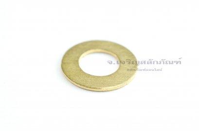 """แหวนอีแปะ M10 - 3/8"""" ทองเหลือง (10.4-20-1)"""