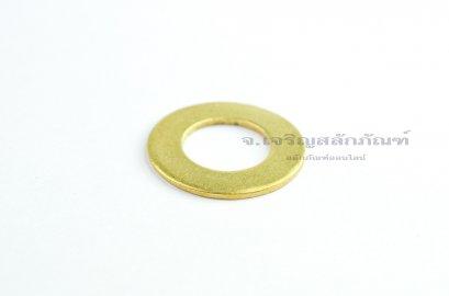 """แหวนอีแปะ M16 - 5/8"""" ทองเหลือง (16.65-30-1)"""