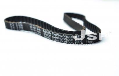 สายพาน Timing Belt รหัส 170XL หน้ากว้าง 8 mm