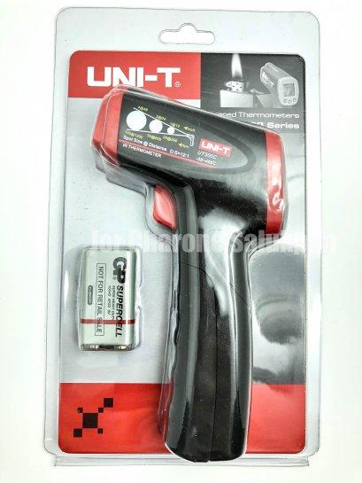 ปืนวัดอุณหภูมิ UT-300C Infrared Thermometer -20°C - 400°C