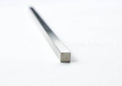 ลิ่มแท่งสแตนเลส/สแตนเลสแท่งสี่เหลี่ยมตัน 12x12x300 mm