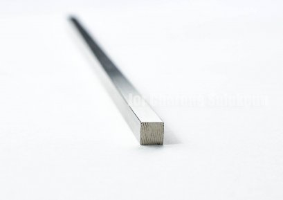 ลิ่มแท่งสแตนเลส/สแตนเลสแท่งสี่เหลี่ยมตัน 6x6x300 mm