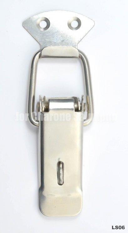 ตัวล็อคชิ้นงาน/กิ๊ปล็อคลังสแตนเลส 112 mm