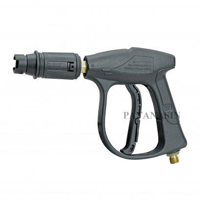 ปืนฉีดน้ำแรงดันสูง รับแรงดันสูงสุด 300 บาร์ JUSTIN